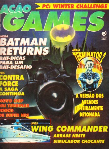 Acao Games Issue 027 (January 1993)