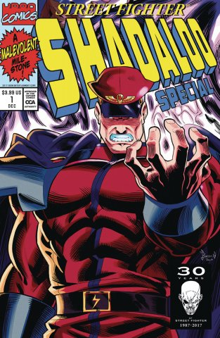 Street Fighter Shadaloo Special (December 2017) (cover C)