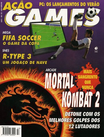 Acao Games Issue 053 (February 1994)