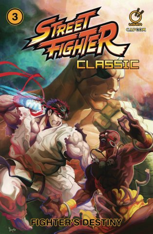 Street Fighter Classic TPB Vol.3 - Fighter's Destiny