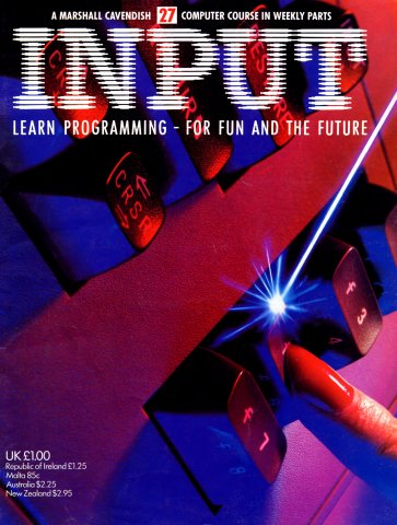Input Issue 27 (1984)