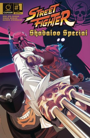 Street Fighter Shadaloo Special (December 2017) (cover A)