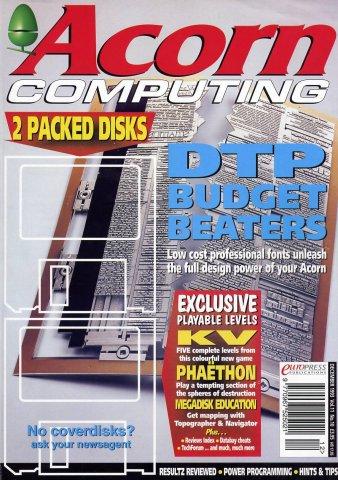 Acorn Computing Vol.11 No.10 (December 1993)