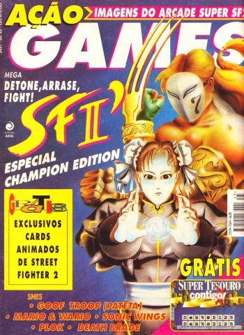 Acao Games Issue 045 (October 1993)