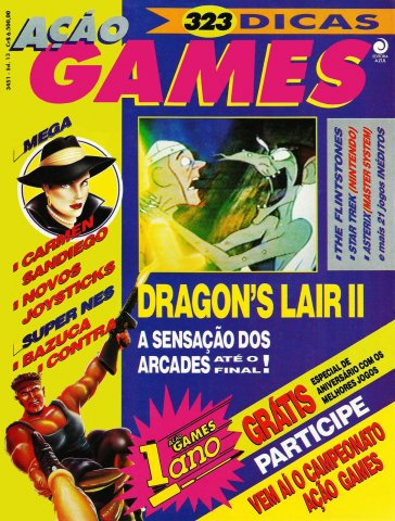 Acao Games Issue 013 (May 1992)