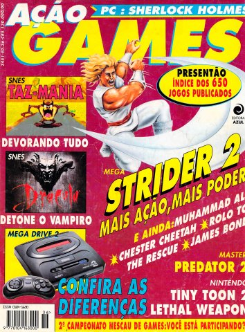 Acao Games Issue 036 (June 1993)