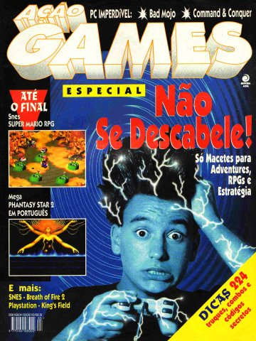 Acao Games Issue 103 (May 1996)