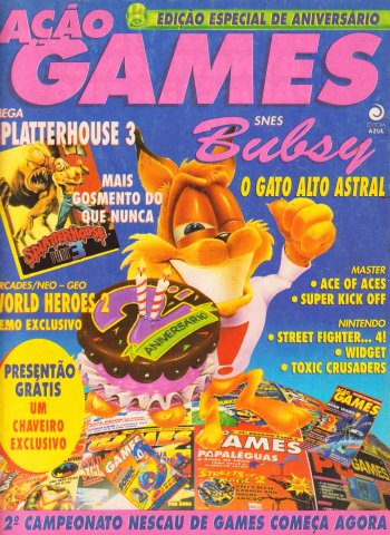 Acao Games Issue 035 (May 1993)