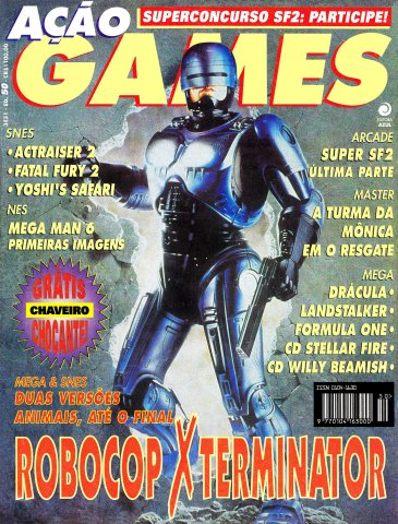 Acao Games Issue 050 (January 1994)