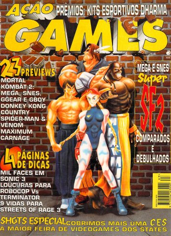 Acao Games Issue 063 (July 1994)