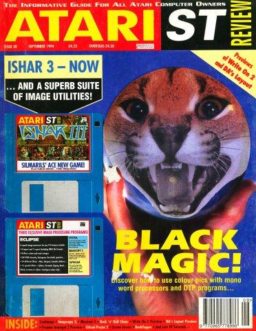 Atari ST Review Issue 30 (September 1994)