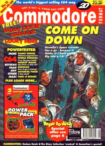 Commodore Format Issue 20 (May 1992)