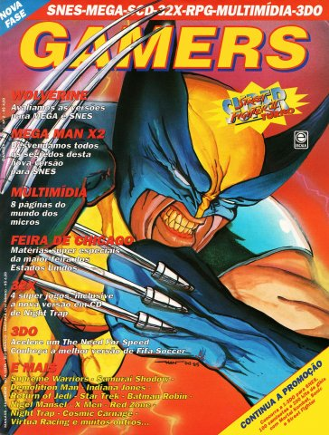 Gamers Issue 02 (1995) New Phase