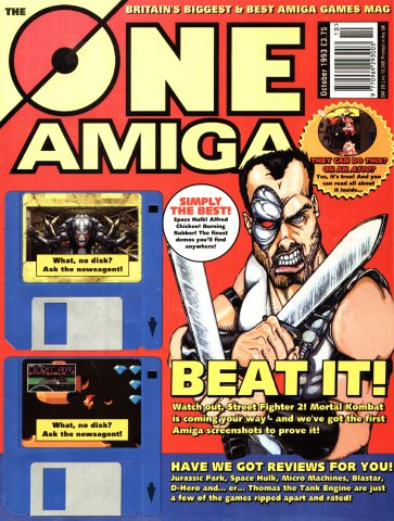 The One 061 (October 1993)
