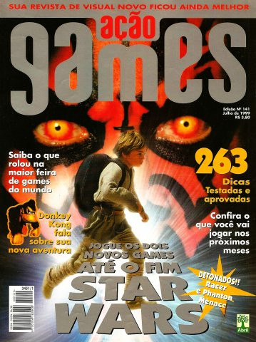 Acao Games Issue 141 (July 1999)
