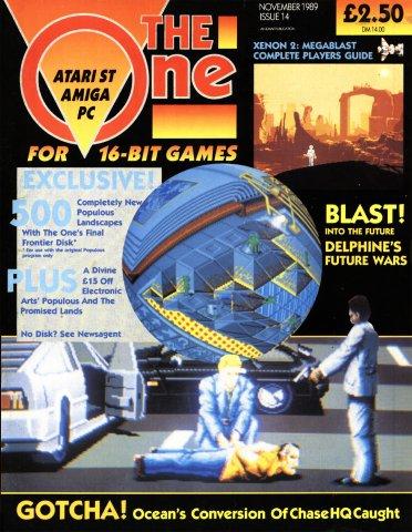 The One 014 (November 1989)