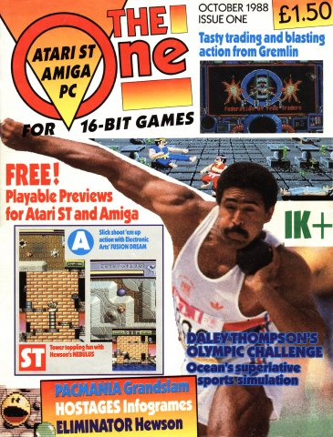 The One 001 (October 1988)