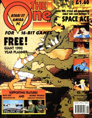 The One 016 (January 1990)
