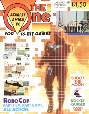 The One 004 (January 1989)