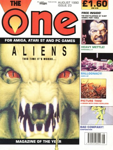 The One 023 (August 1990)