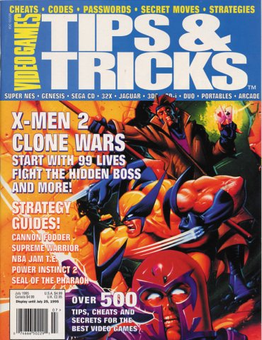 Tips & Tricks Issue 006 July 1995