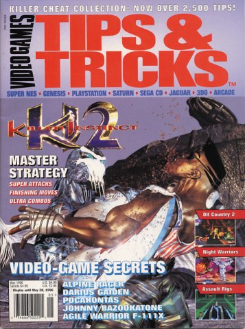 Tips & Tricks Issue 015 May 1996