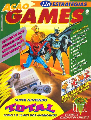 Acao Games Issue 006 (October 1991)