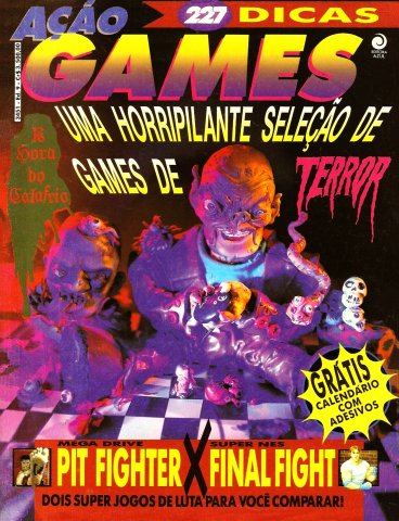 Acao Games Issue 009 (January 1992)