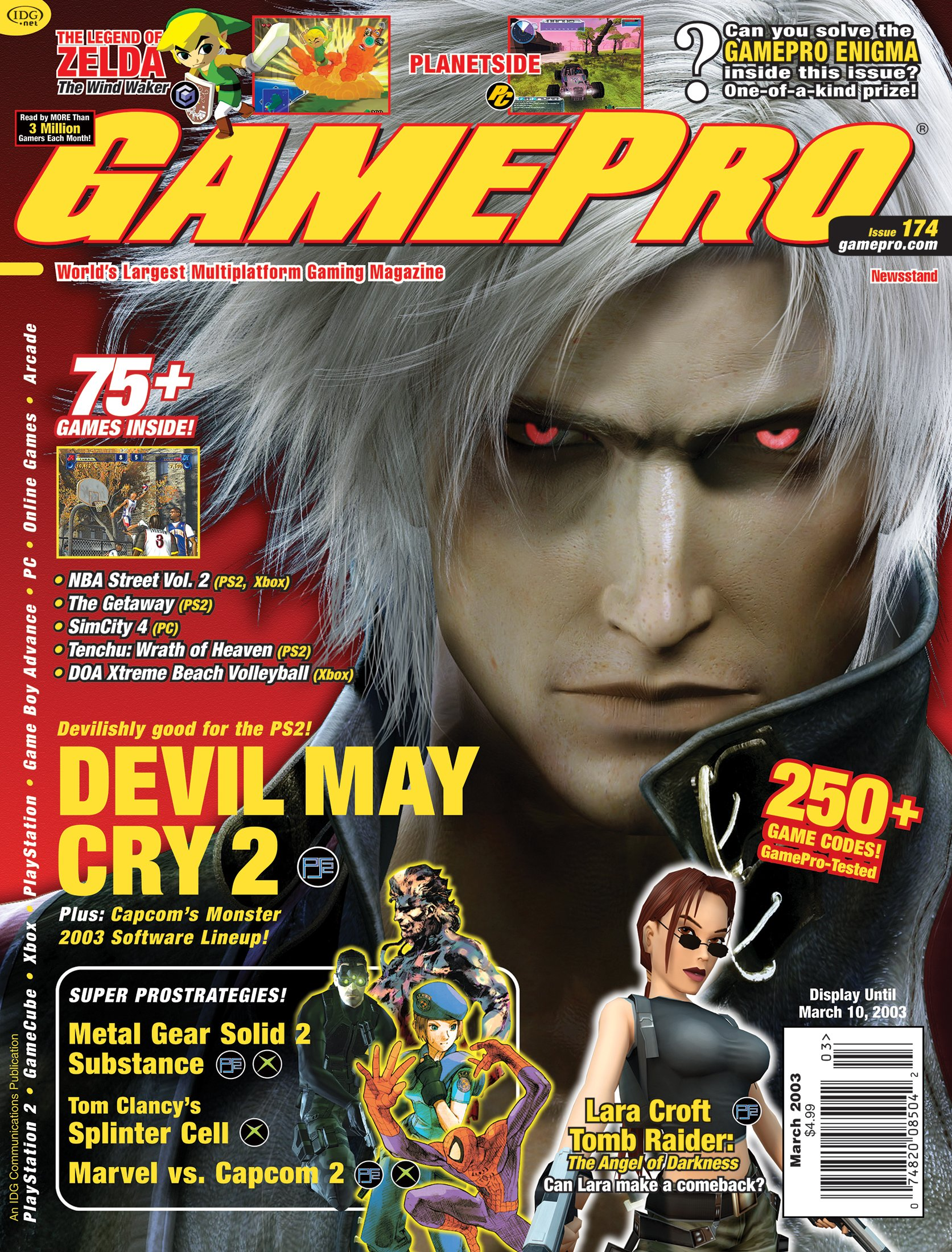 GamePro Issue 174 (March 2003)