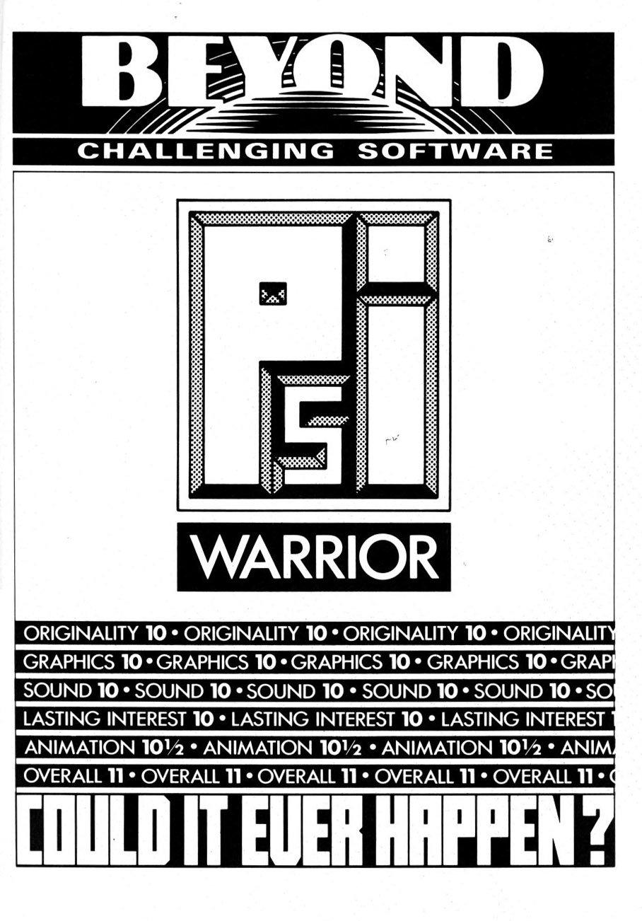 Psi Warrior