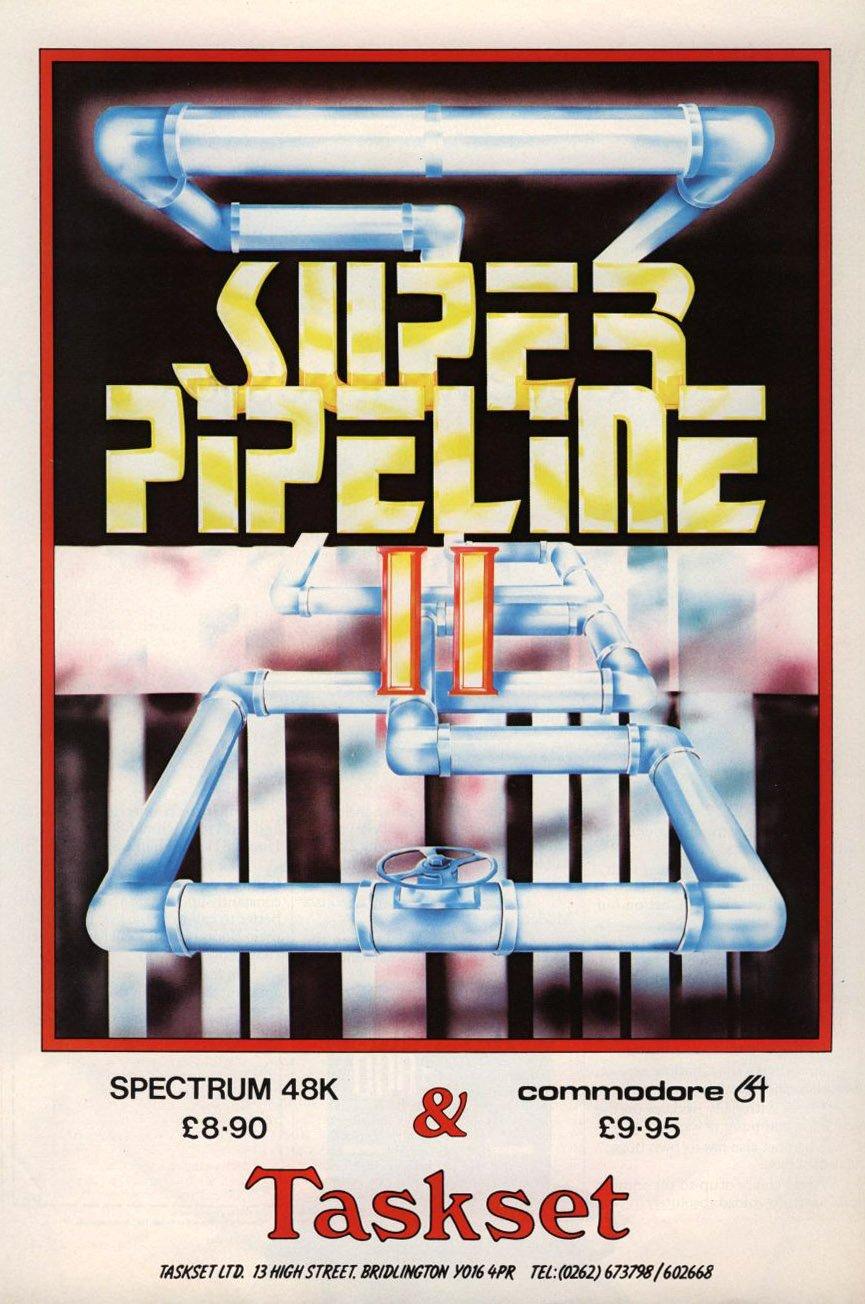 Super Pipeline II