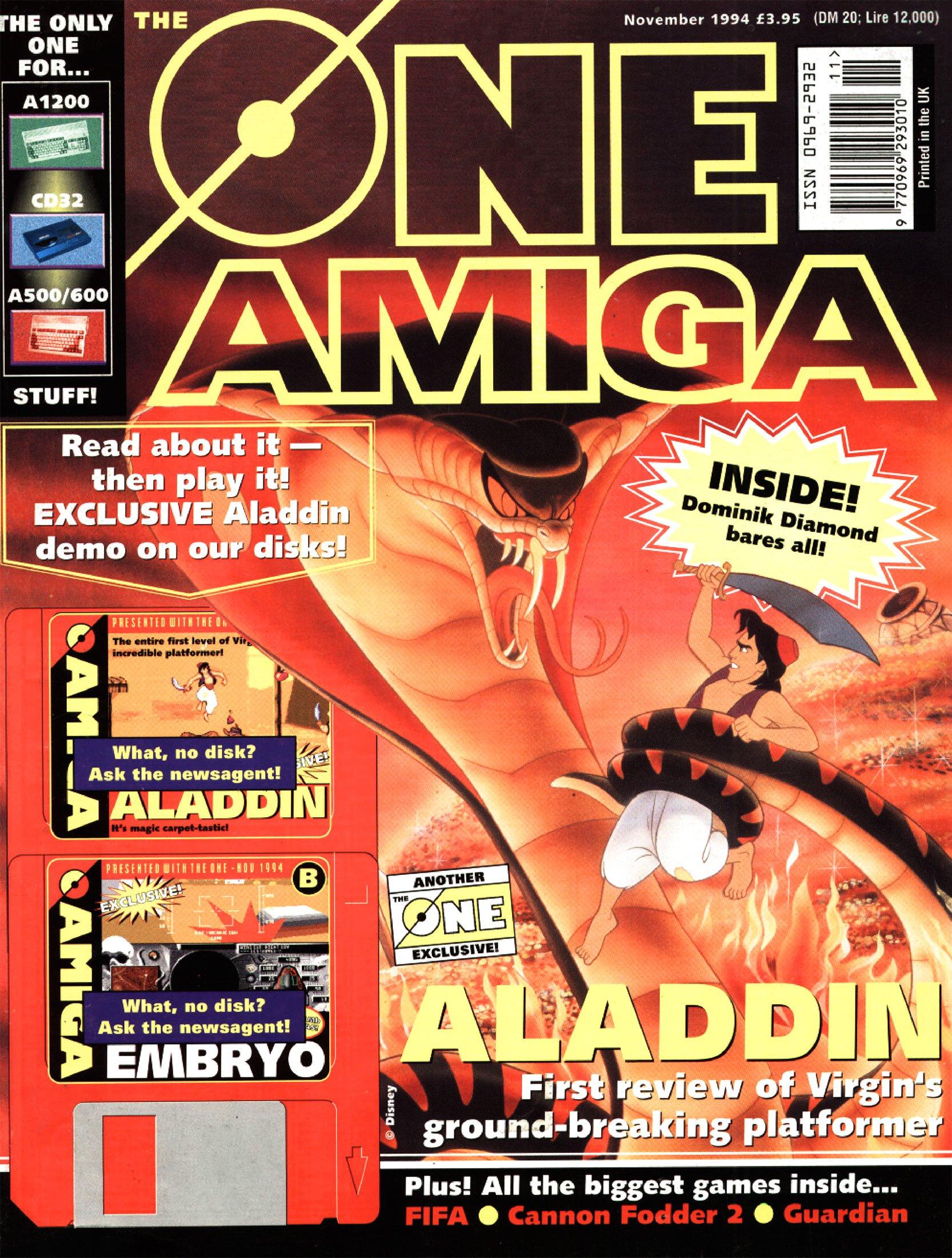The One 074 (November 1994)