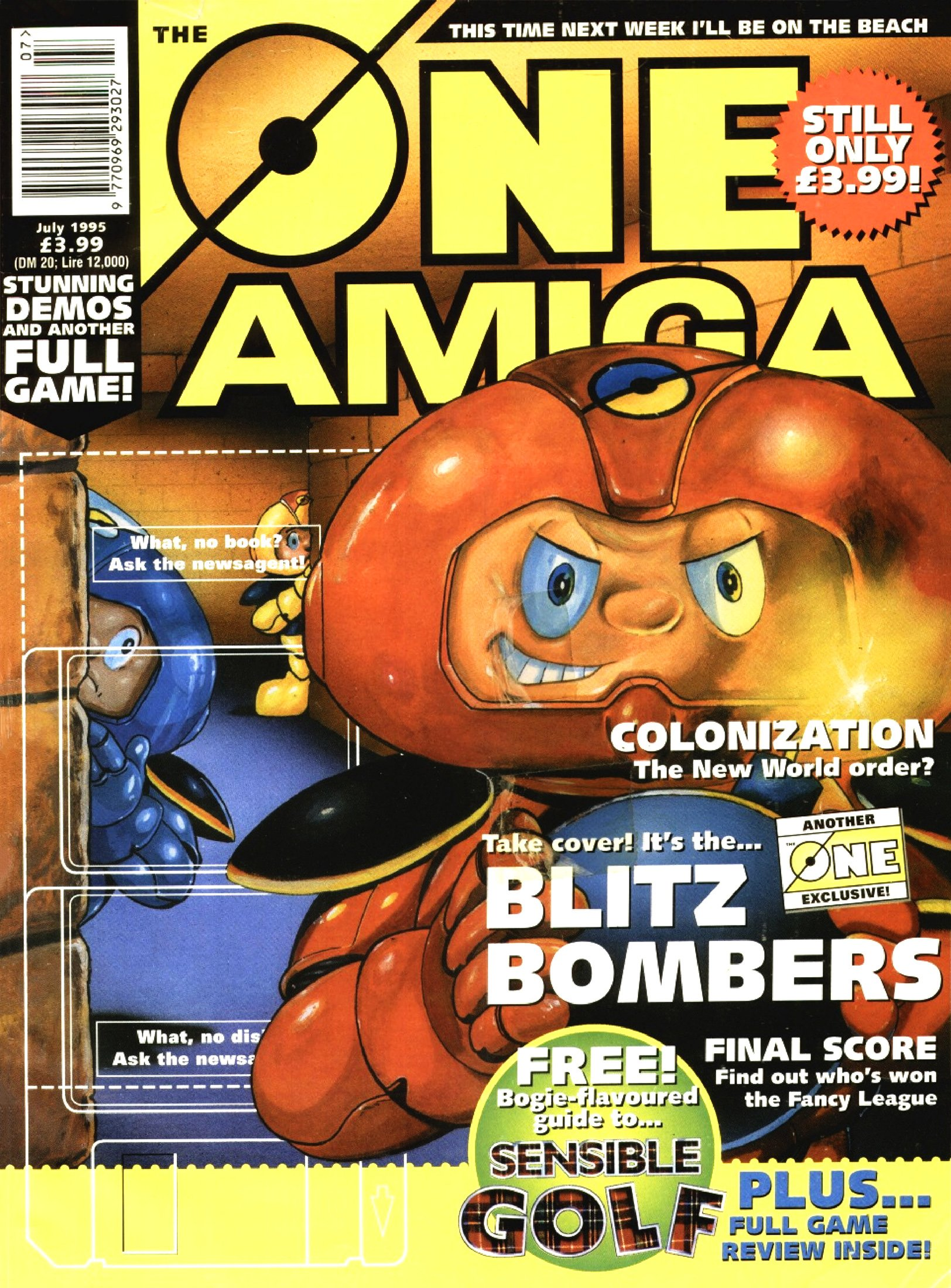 The One 081 (June 1995)
