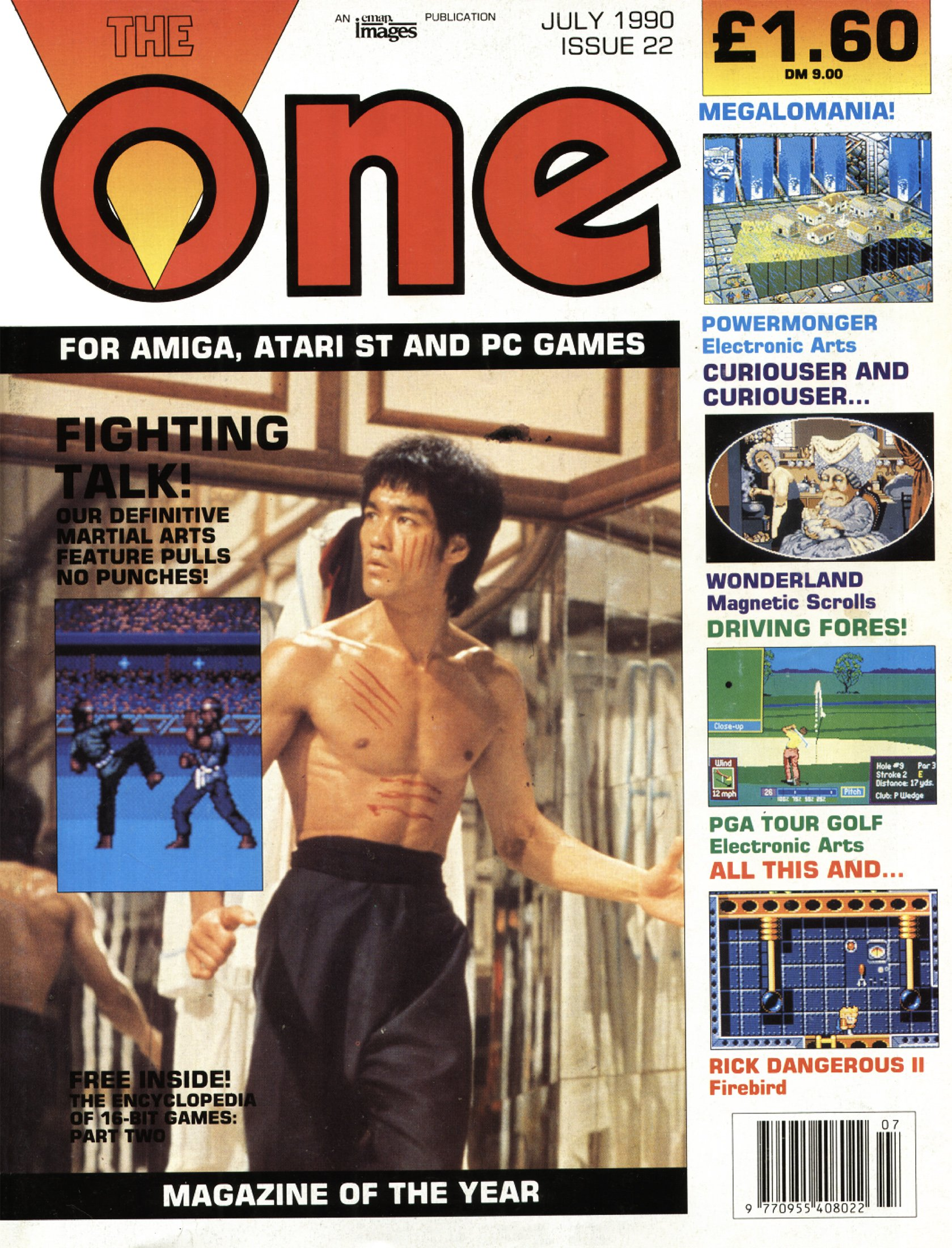 The One 022 (July 1990)