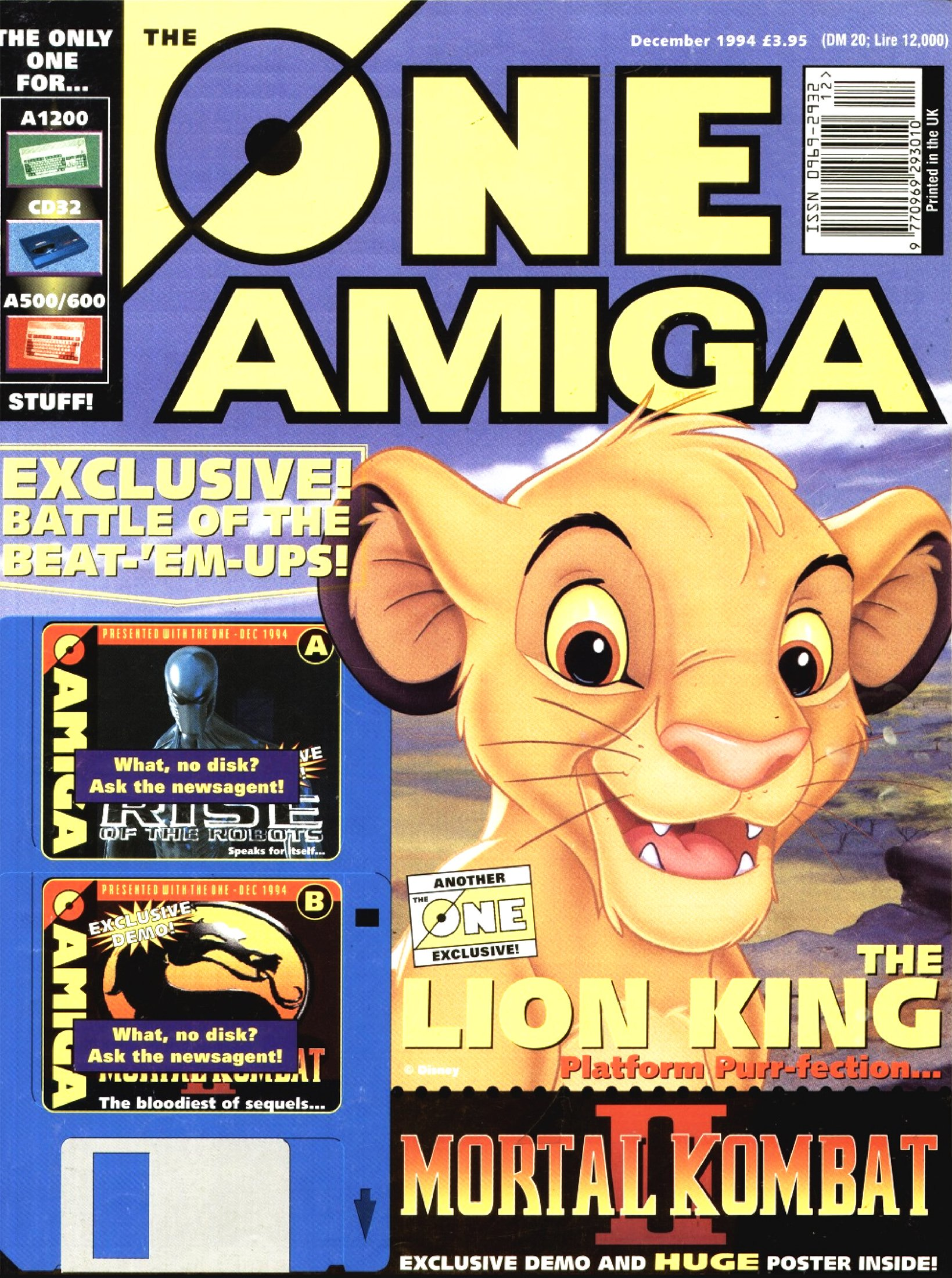 The One 075 (December 1994)