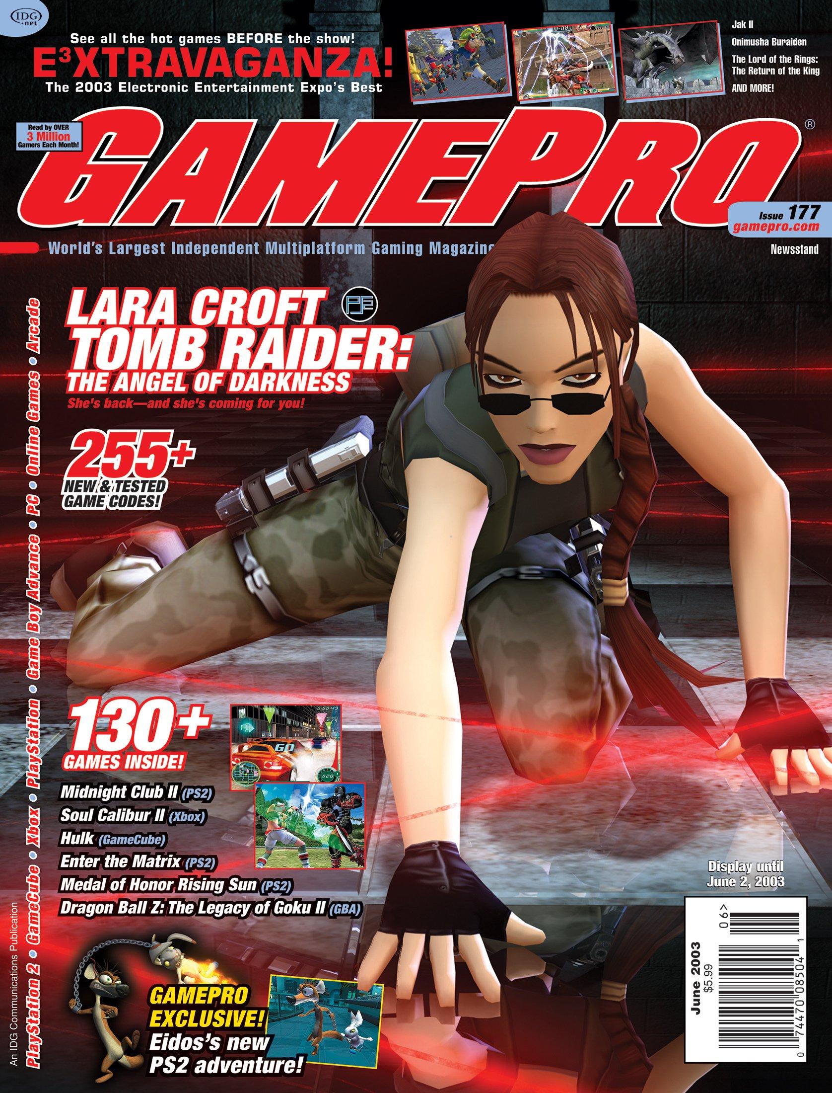 GamePro Issue 177 (June 2003)
