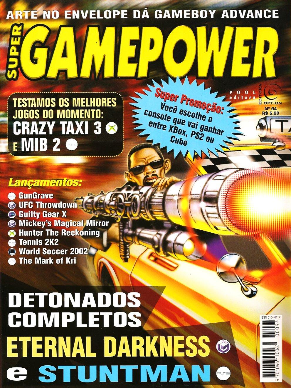 SuperGamePower Issue 094 (August 2002)