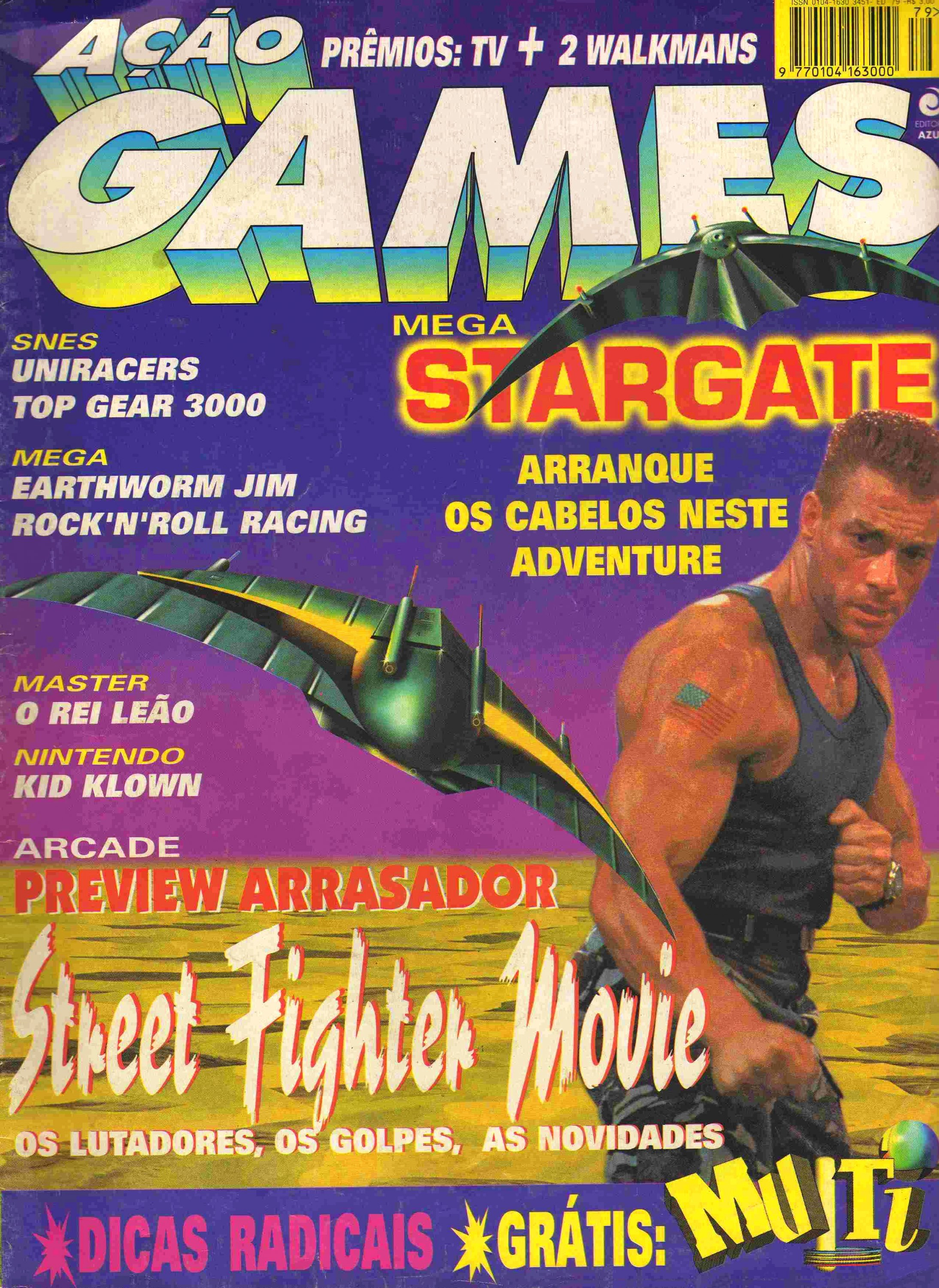 Acao Games Issue 079 (March 1995)