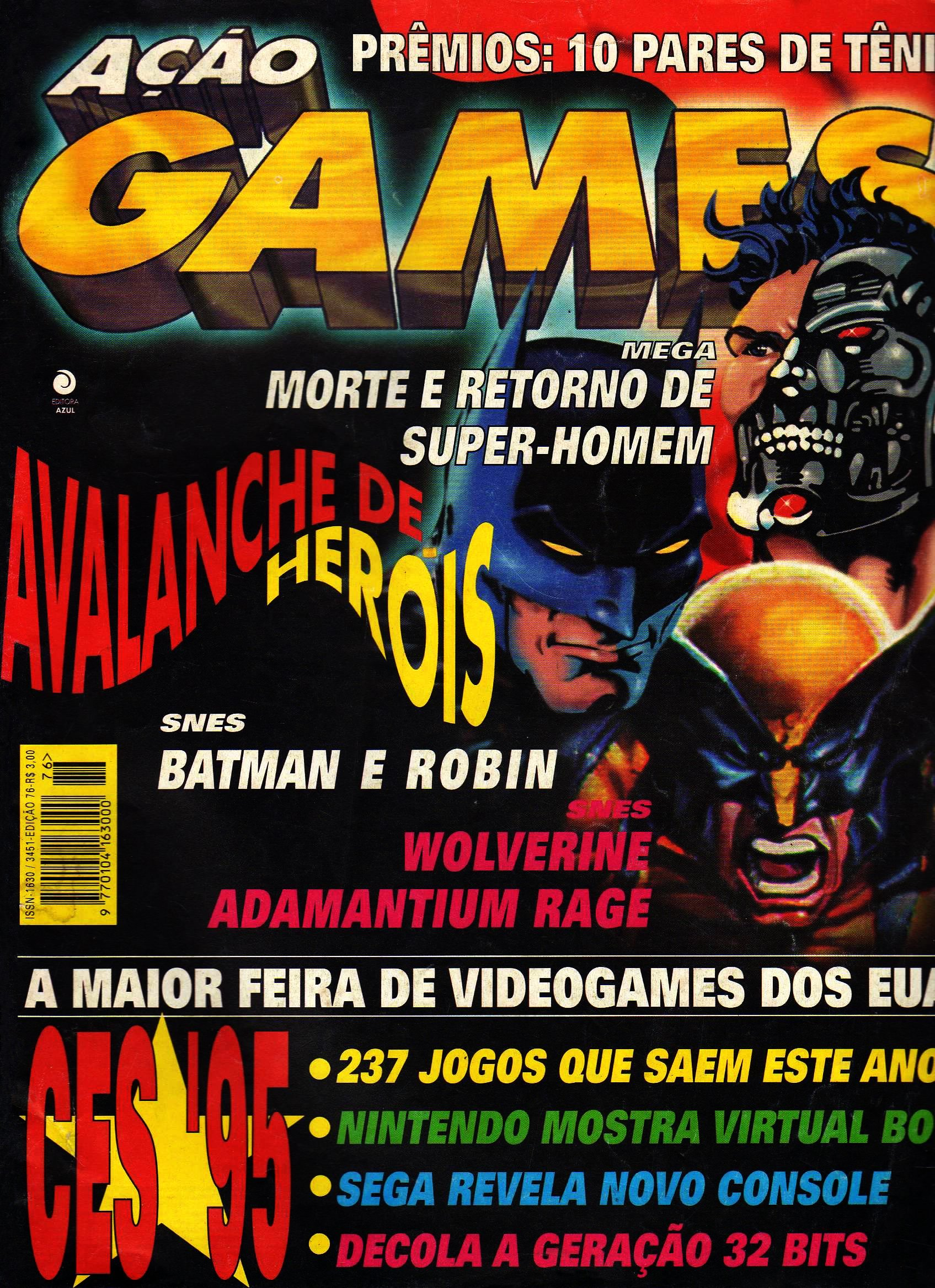 Acao Games Issue 076 (February 1995)