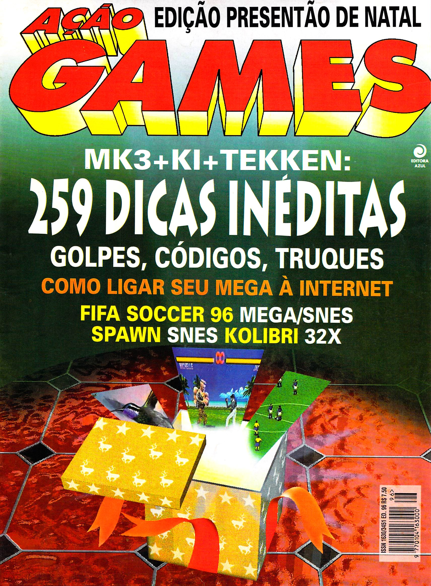 Acao Games Issue 096 (December 1995)