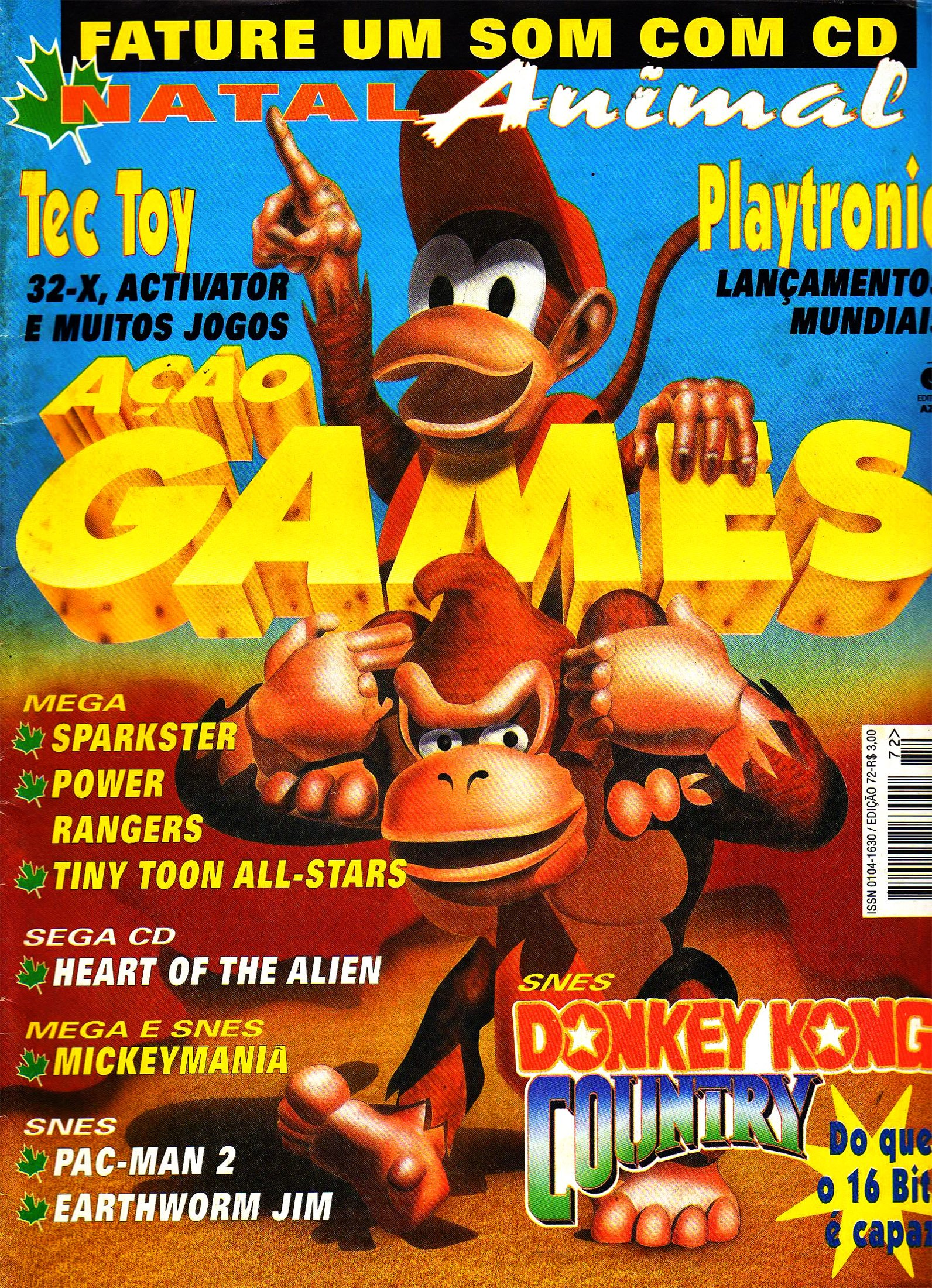 Acao Games Issue 072 (December 1994)