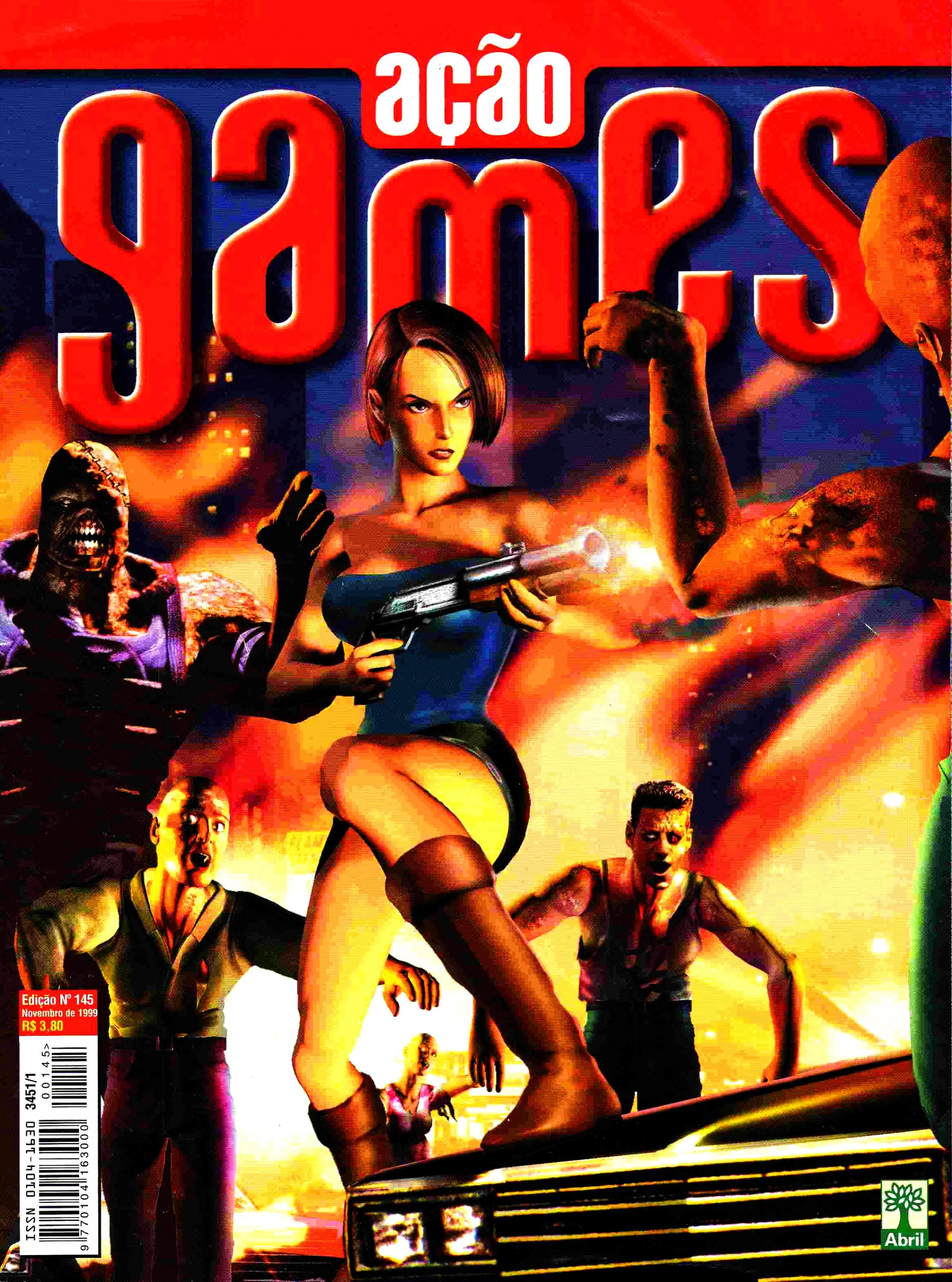 Acao Games Issue 145 (November 1999)