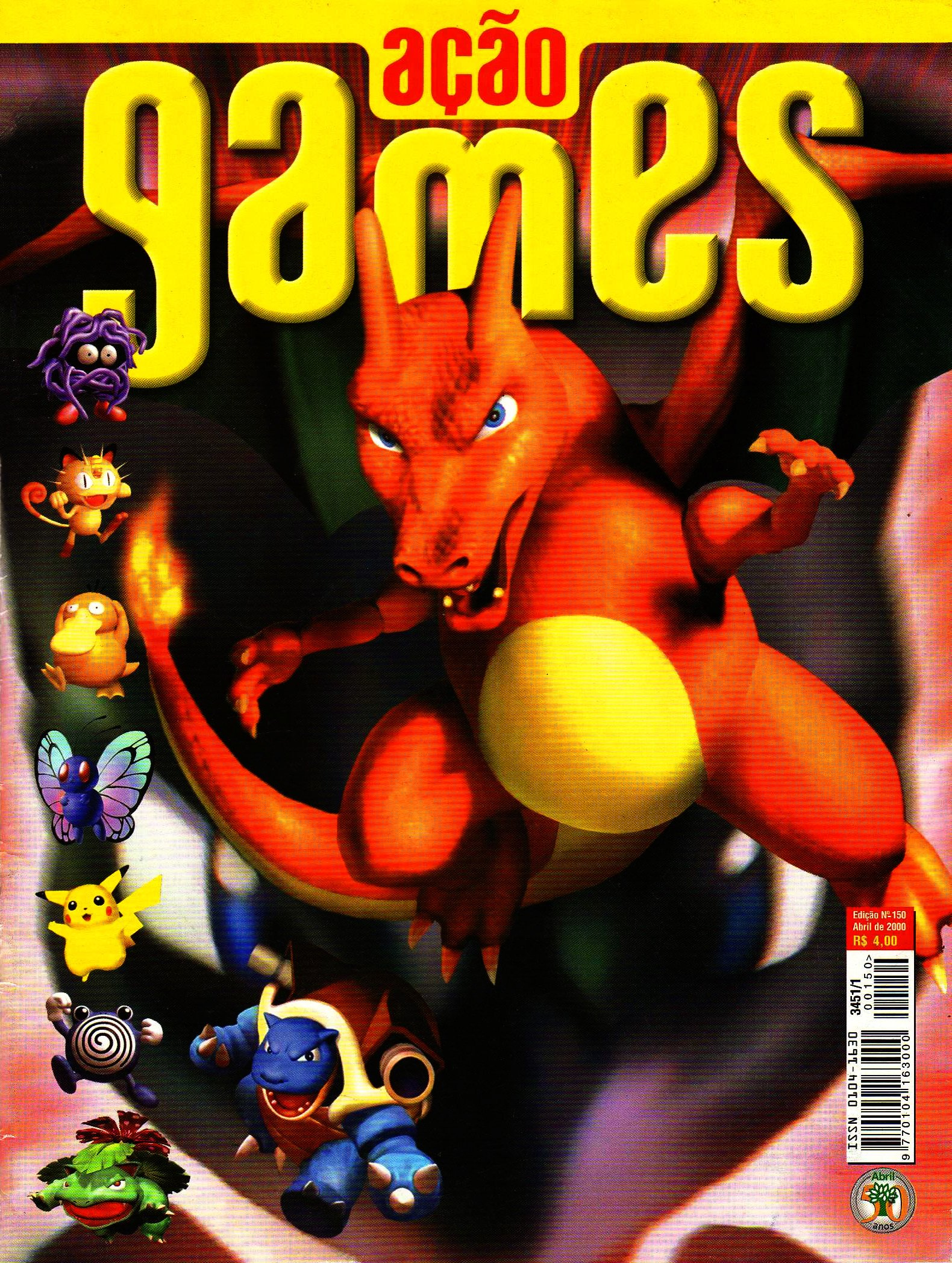 Acao Games Issue 150 (April 2000)