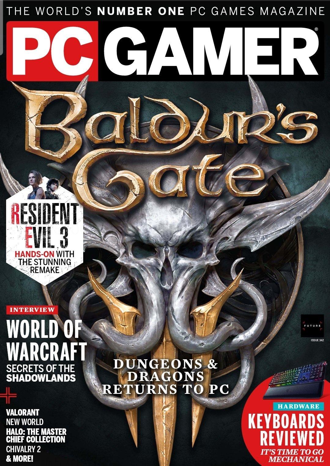 PC Gamer UK Issue 342 (April 2020)