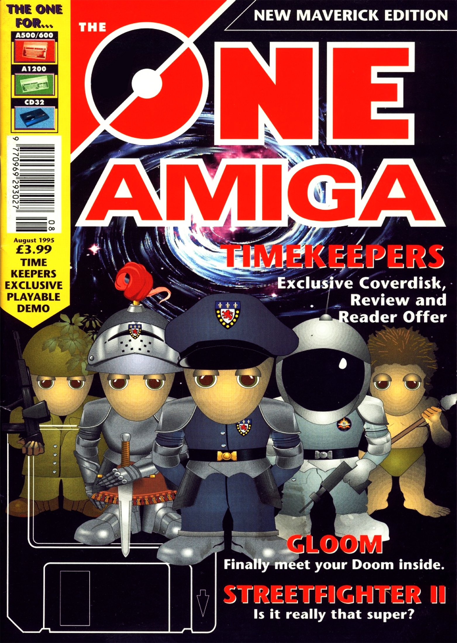 The One 083 (August 1995)