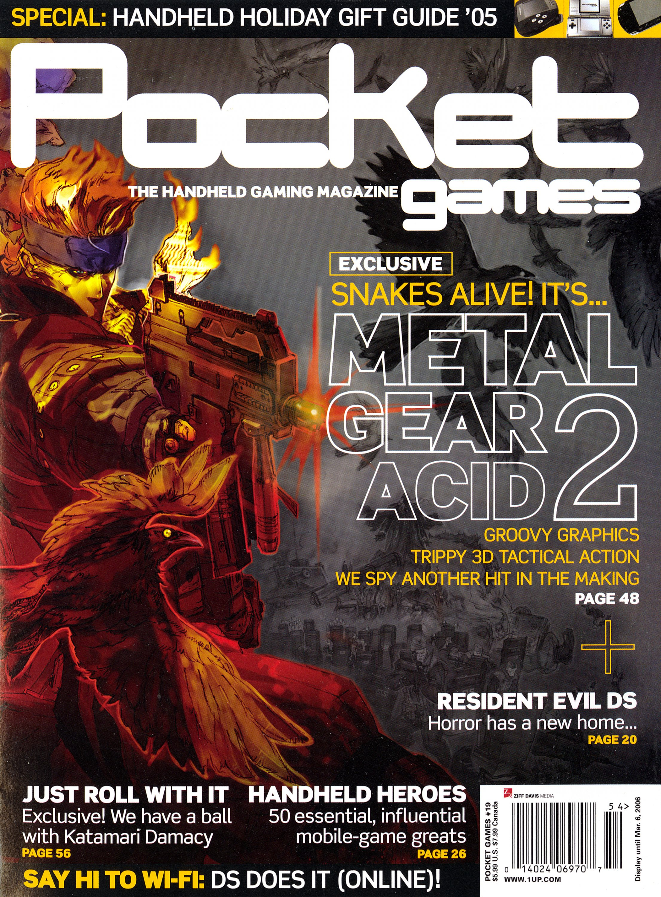 Pocket Games Issue 19 (March 2006)