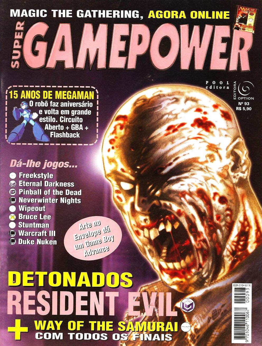 SuperGamePower Issue 093 (July 2002)