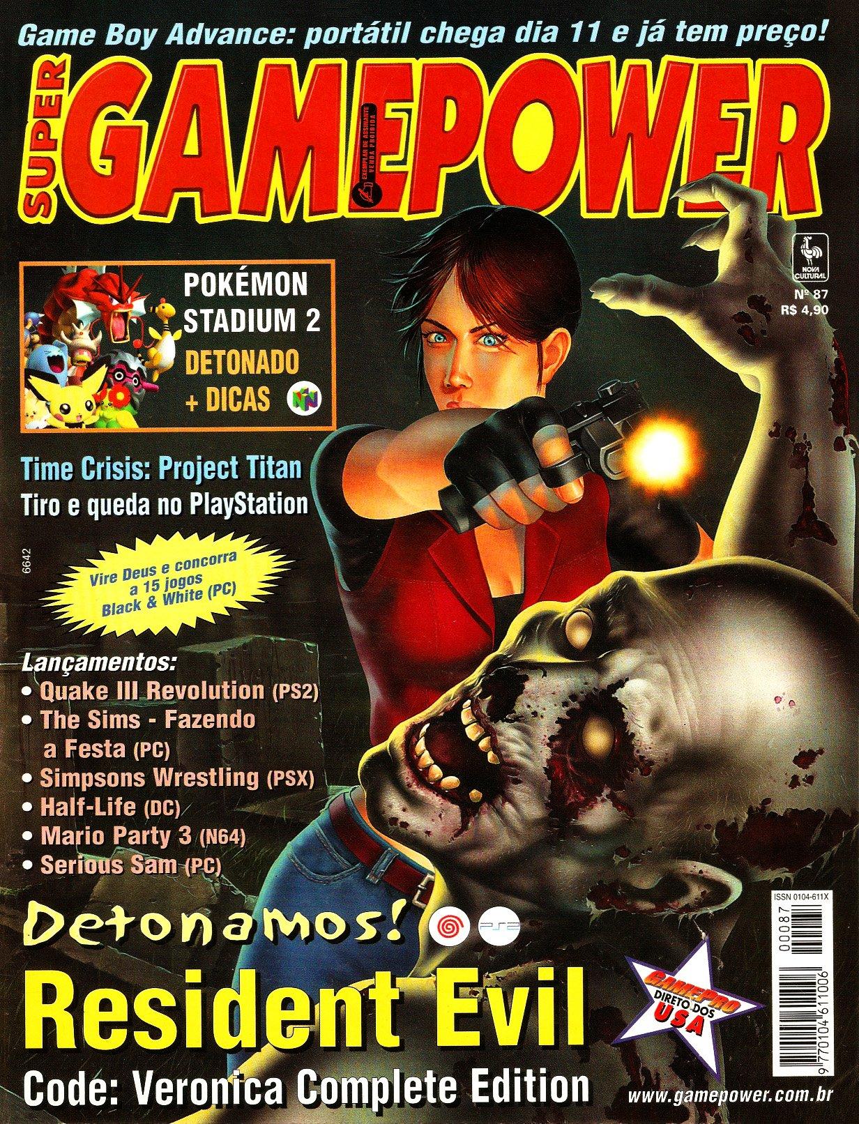 SuperGamePower Issue 087 (June 2001)