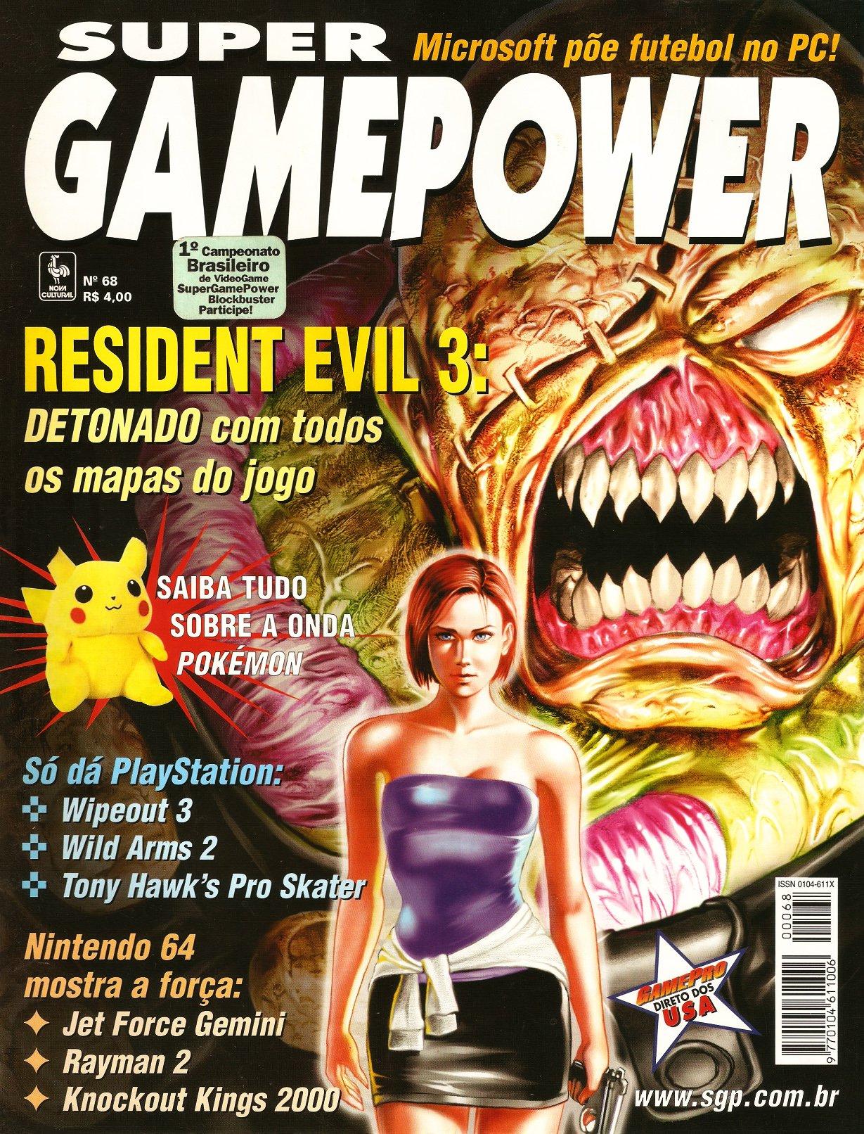 SuperGamePower Issue 068 (November 1999)