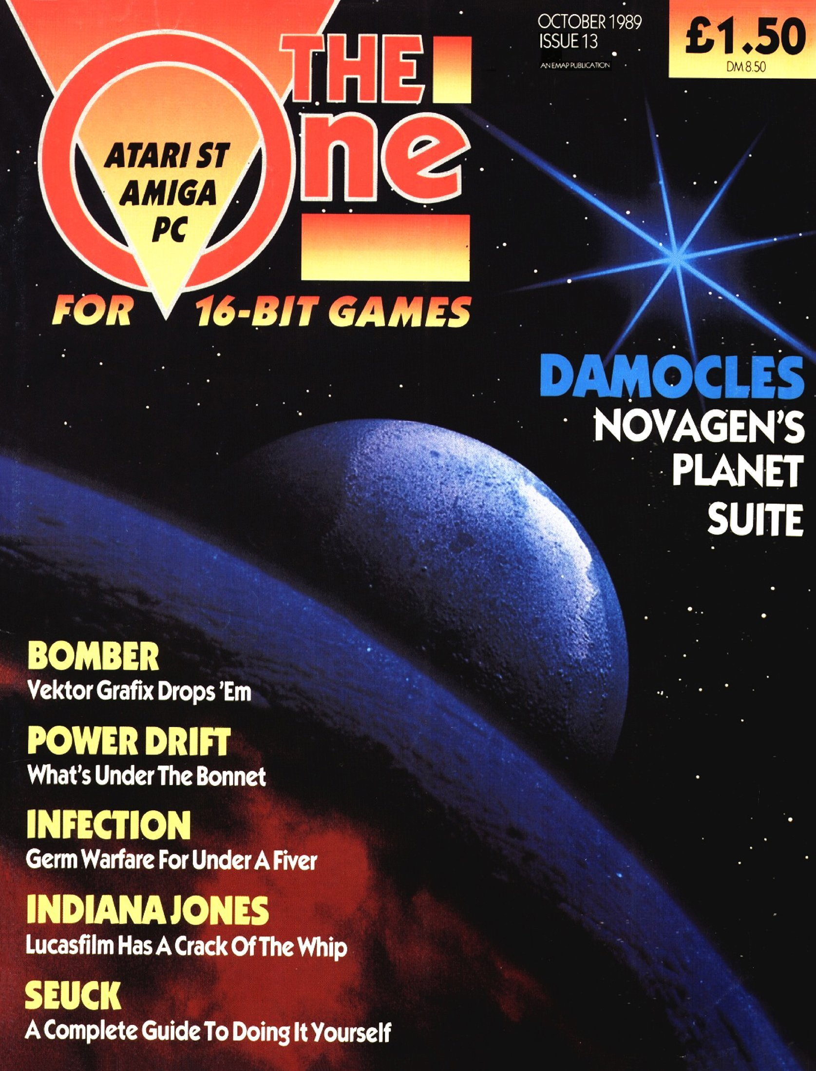 The One 013 (October 1989)